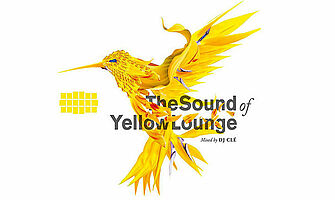 Das neue Album The Sound of Yellow Lounge mixed by DJ Cle