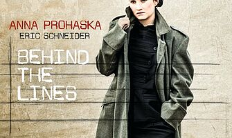 Anna Prohaska veroeffentlicht neues Album Behind The Lines