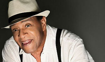 Al Jarreau praesentiert sein neues Album My Old Fried: Celebrating George Duke
