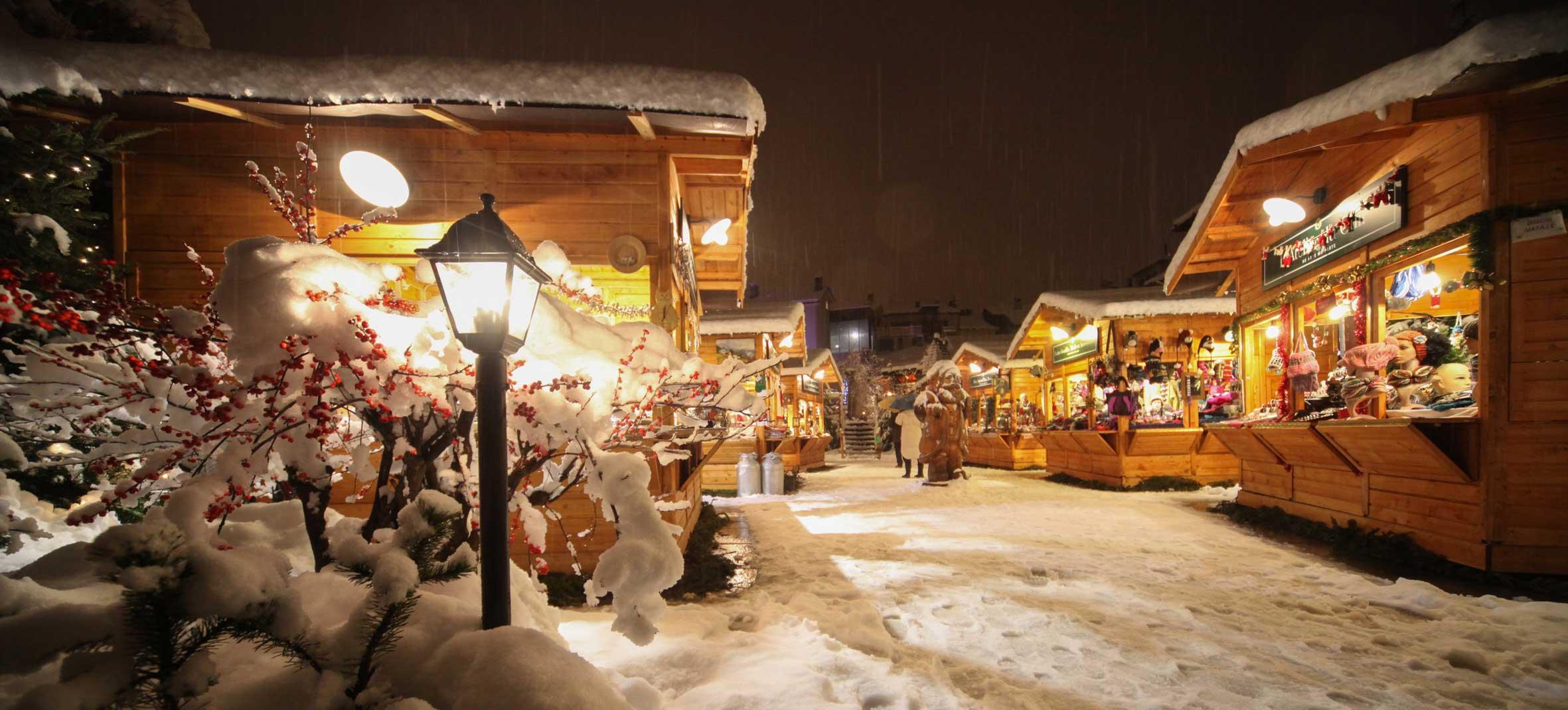 Starnberg Weihnachtsmarkt.Auf Nach Aostatal Weihnachtsmarkt Im Römischen Theater