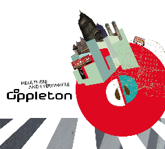 Album Appleton - Here, There and Everywhere