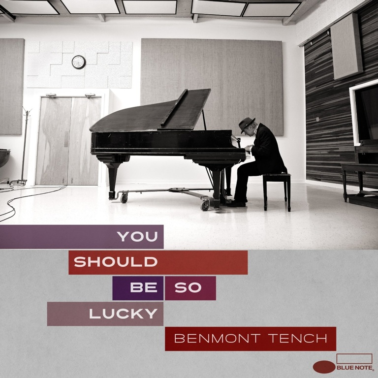 Album You Should Be So Lucky von Benmont Trench