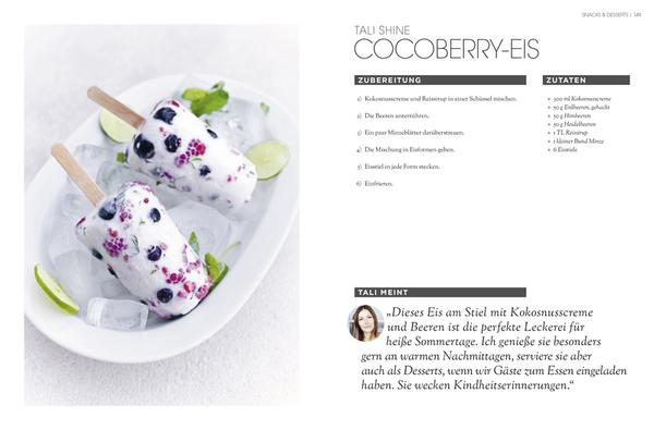 Superfood Cocoberry-Eis