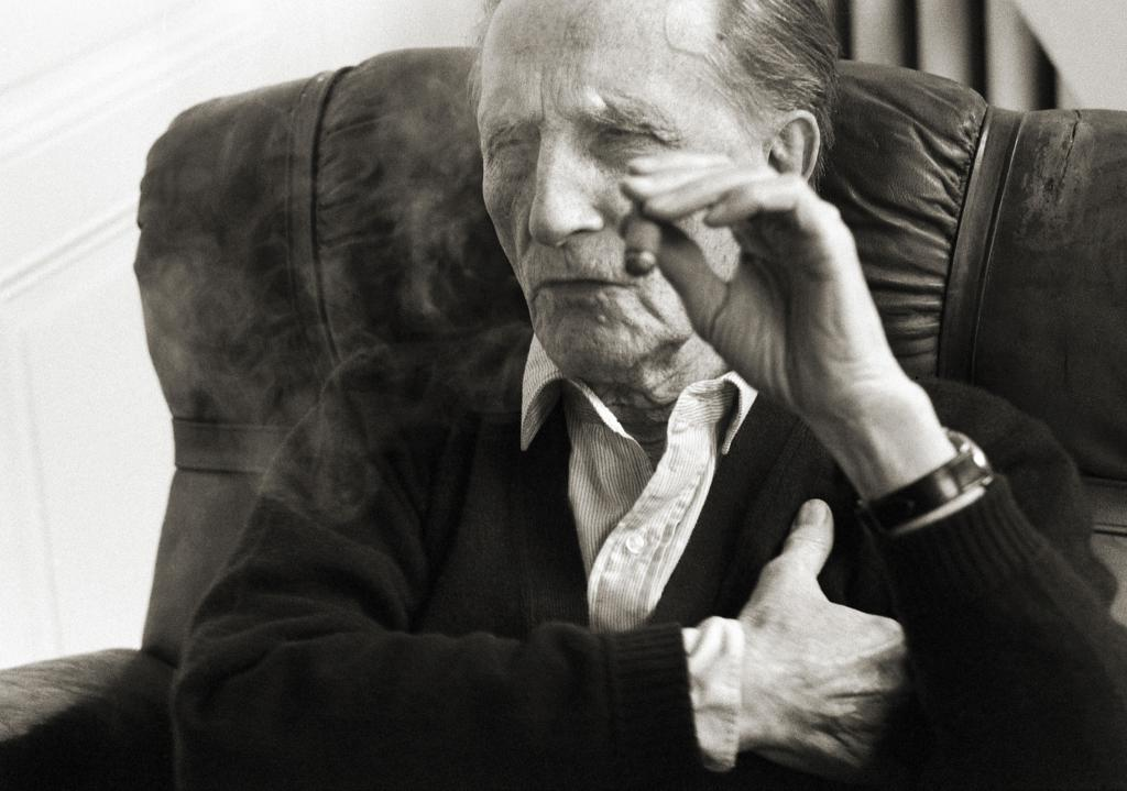 Marcel Duchamp, Paris 1960