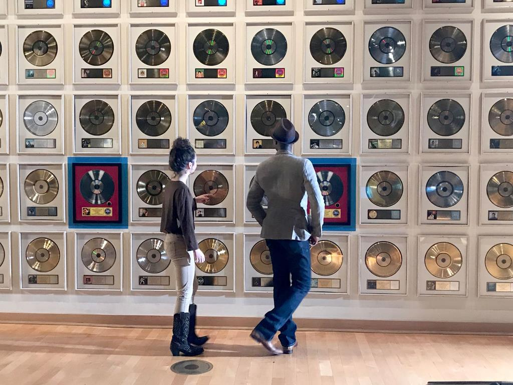 Nashville die Heimat der Country Music Hall of Fame