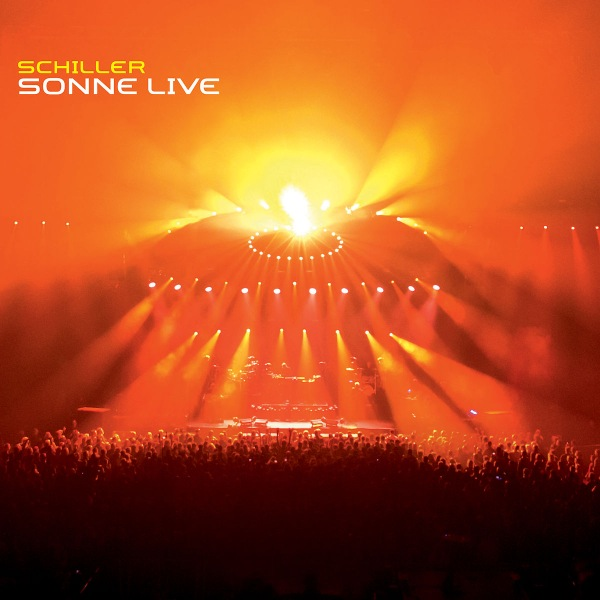 Album Sonne live ist Schillers siebte Kreation