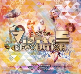 Neue CD The Electro Vintage Revolution Vol. 1 mit Pepp