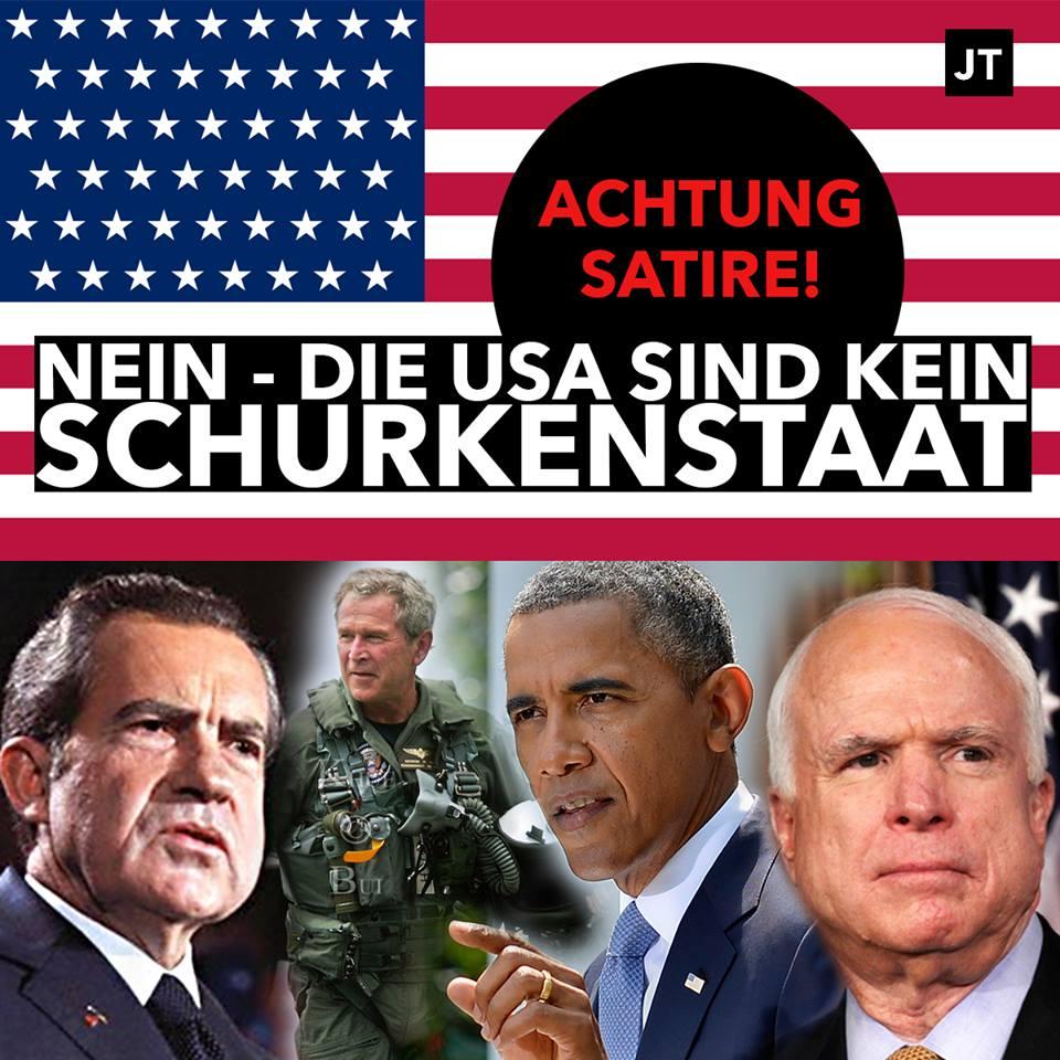 John Sidney Mccain Iv: Ist Die USA Ein Schurkenstaat? Jürgen Todenhöfer Meint