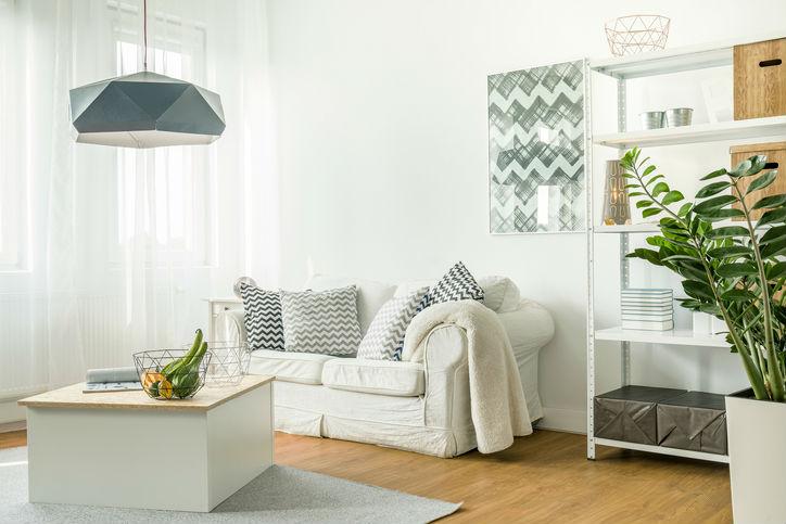 Weniger ist oft mehr Kleine Wohnungen schön gestalten