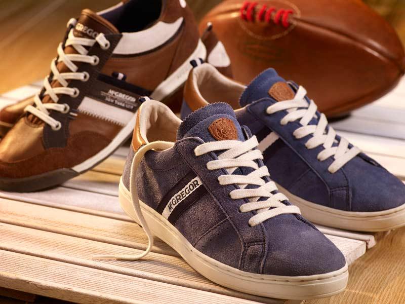 14b0d455c022cd McGregor Schuh- und Sneaker-Trends 2013  Sportlich