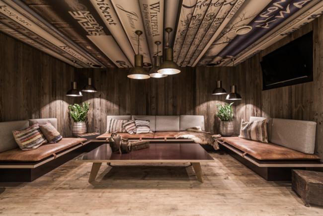 Designhotel thomsn das alpenquartier f r freigeister for Urlaub designhotel